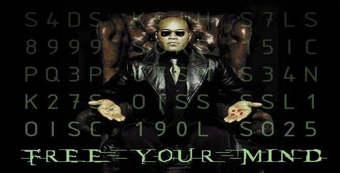 21.05.09 – Tulad sa The Matrix – Palayain ang Iyong Isipan